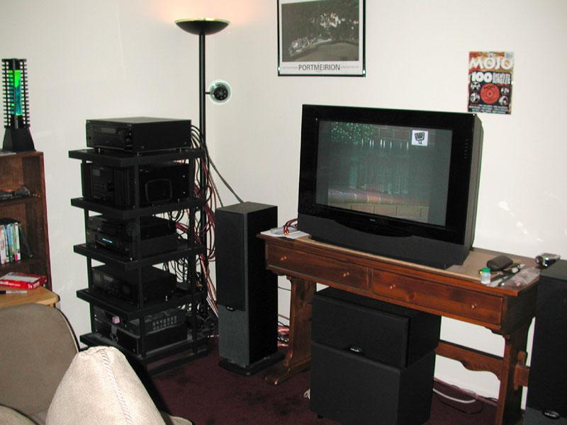 House audio system diy